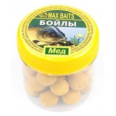 Бойлы MAX BAITS мед в СПб, Санкт-Петербурге купить