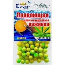 Плавающая ароматическая наживка CORONA конопля в СПб, Санкт-Петербурге