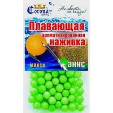 Плавающая ароматическая наживка CORONA анис в СПб, Санкт-Петербурге купить