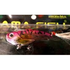 Цикада AMA-FISH 5158 (розовый) в СПб, Санкт-Петербурге