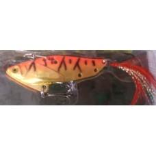 Цикада AMA-FISH 5159 (желто-оранжевый) в СПб, Санкт-Петербурге