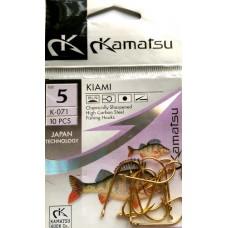 Крючки KAMATSU Kiami  в СПб, Санкт-Петербурге