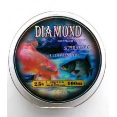 Леска GROWS CULTURE Diamond (Carp, A Crucian) в СПб, Санкт-Петербурге
