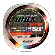 Леска KAIDA Max 100 м в СПб, Санкт-Петербурге купить