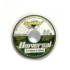 Леска SPIDER Universal 30 м в СПб, Санкт-Петербурге купить