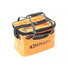 Сумка-кан Namazu складная с 2 ручками 34х22х21 см N-BOX21 в СПб, Санкт-Петербурге