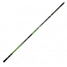 Удилище маховое Nisus Green Rod carbon 5м (15-40г) без колец N-GR-500 в СПб, Санкт-Петербурге