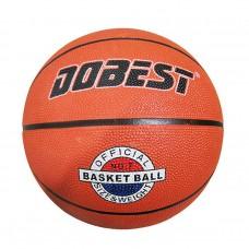 Мяч баскетбольный Dobest RB7-0886 р.7 в СПб, Санкт-Петербурге