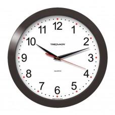Часы настенные Troyka 11100112 круг D29 см в СПб, Санкт-Петербурге