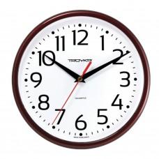 Часы настенные Troyka 91931912 круг D23 см в СПб, Санкт-Петербурге