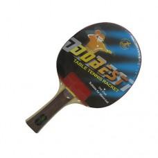 Ракетка для настольного тенниса Dobest BR01 1 звезда в СПб, Санкт-Петербурге