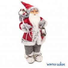Игрушка Дед Мороз под елку 46 см M2118 в СПб, Санкт-Петербурге