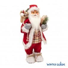 Игрушка Дед Мороз под елку 60 см M96 в СПб, Санкт-Петербурге