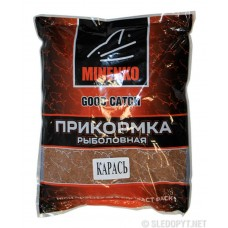 Прикормка Minenko Good Catch Карась 700г (4303) в СПб, Санкт-Петербурге