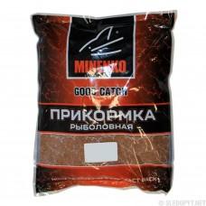 Прикормка Minenko Good Catch Чеснок 700г (4320) в СПб, Санкт-Петербурге