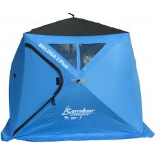 Зимняя палатка куб Canadian Camper Beluga 2 plus трехслойная в СПб, Санкт-Петербурге