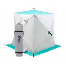 Палатка для зимней рыбалки Premier Куб 1,5х1,5 (PR-ISC-150BG) в СПб, Санкт-Петербурге