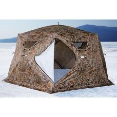 Зимняя палатка шестигранная Higashi Camo Yurta в СПб, Санкт-Петербурге