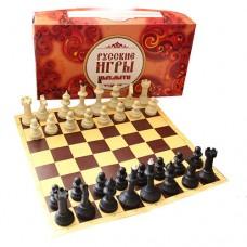 Шахматы Айвенго с доской из микрогофры ES-0294 в СПб, Санкт-Петербурге