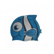 Шапочка для плавания детская Dobest Рыбка YS10 в СПб, Санкт-Петербурге