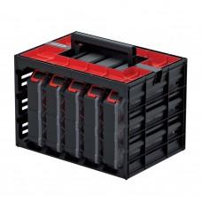 Ящик для органайзеров Kistenberg Tager Case KTC30256S-S411 в СПб, Санкт-Петербурге