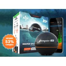 Эхолот Deeper Smart Fishfinder для рыбалки в СПб, Санкт-Петербурге купить